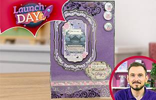 Launch Day - 17th Feb - NEW Hunkydory