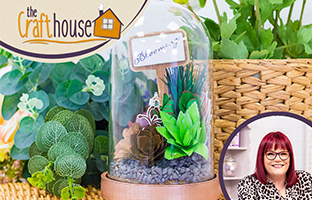 The Craft House - 19th June - Sharon Callis