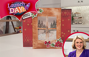 Launch Day - 19th July - NEW Christmas 3D Scene Builders