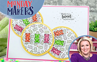 Monday Makers - Hunkydory with Sara Monday 20th July
