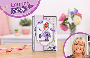 Launch Party - 21st September - NEW Sassy & Classy, Christmas/Everday Triptych Dies, Christmas Decoration & Pumpkin Dies