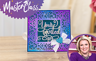 Master Class - Christmas Interchangeable with Sara - Wednesday 22nd July
