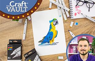 Craft Vault - 23rd Feb - 50% off Spectrum Noir