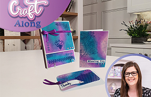 Craft Along - 24th April - Stamping & Inkpads