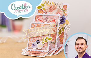 Creative Cravings - 24th March - Year Of Crafts, Stacked Easels