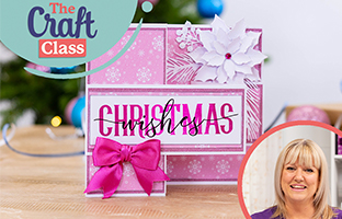 Craft Along - 25th July - Brush Lettering Stamps - Everyday and Christmas
