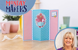 Monday Makers - 26th July - Gemini Pro & Organizer & Exploding Box