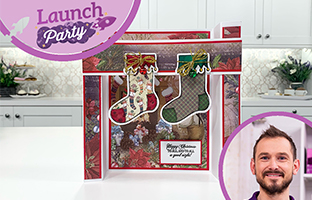 Launch Party - 27th July- HunkyDory, Year of Crafts & more