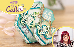 Wake Up Call with Craft Vault - 28th April