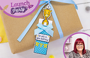 Launch Party - 29th June - NEW Double Dutch Card Kit, Verse Stamp Compendium
