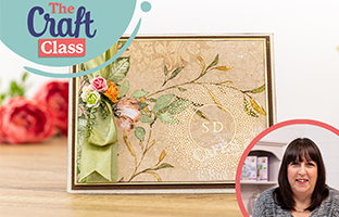 Craft Class - 30th May - FoilPress
