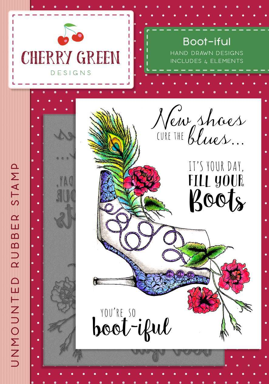Cherry Green Stamps