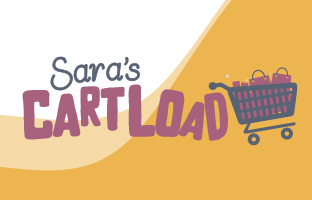 Cartload with Sara - Thursday 9th of July
