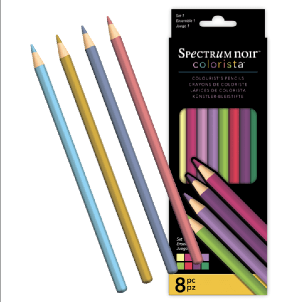 Colorista Pencils - Sets of 8