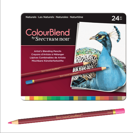 ColourBlend Blendable Pencils