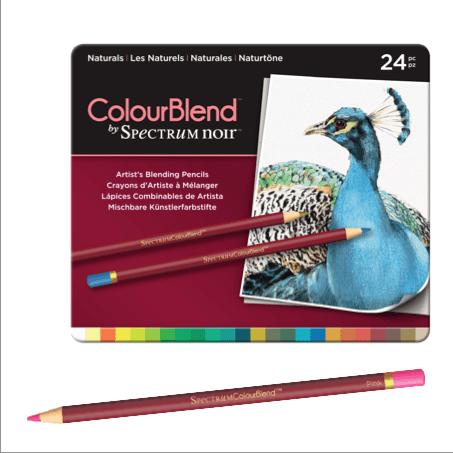 ColourBlend Blendable Pencils