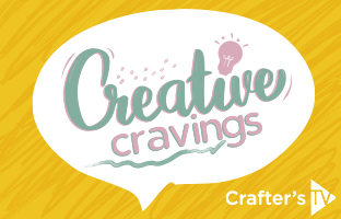 Creative Cravings - Hunkydory - with Craig Wednesday 8th July