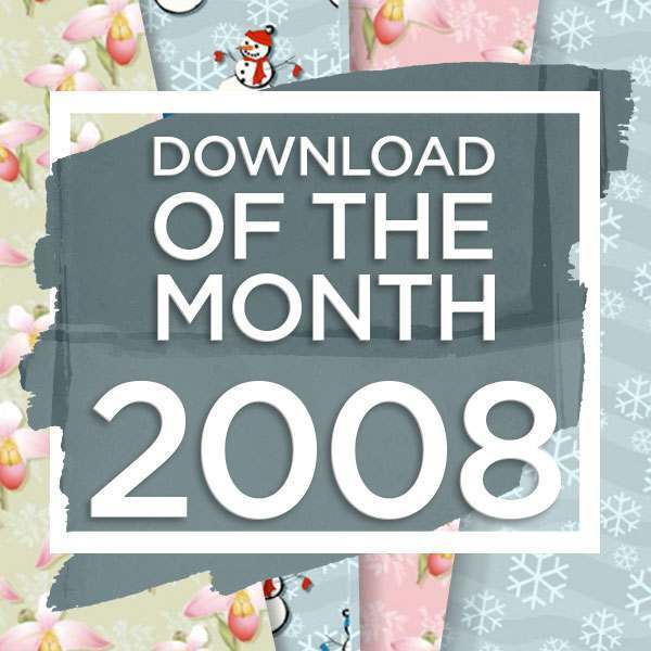Download of the Month 2008