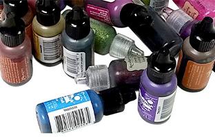 Glitter Glue Organisers