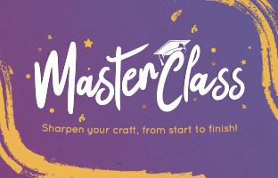 Master Class - Saturday 26th September