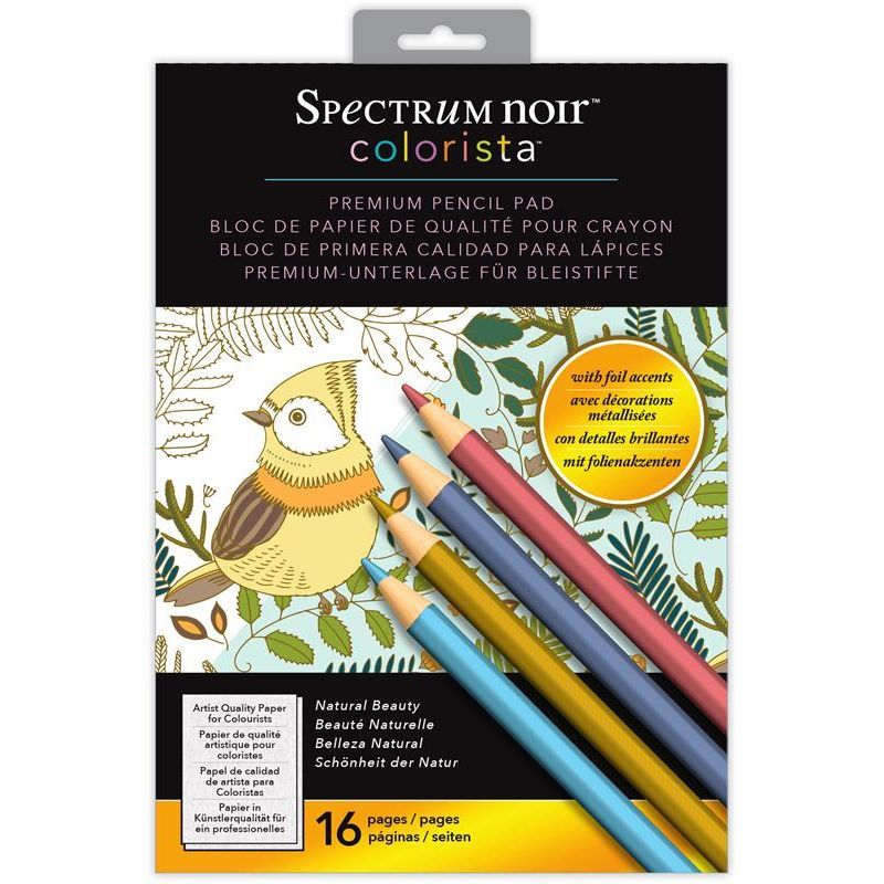 Colorista Pencil Pads