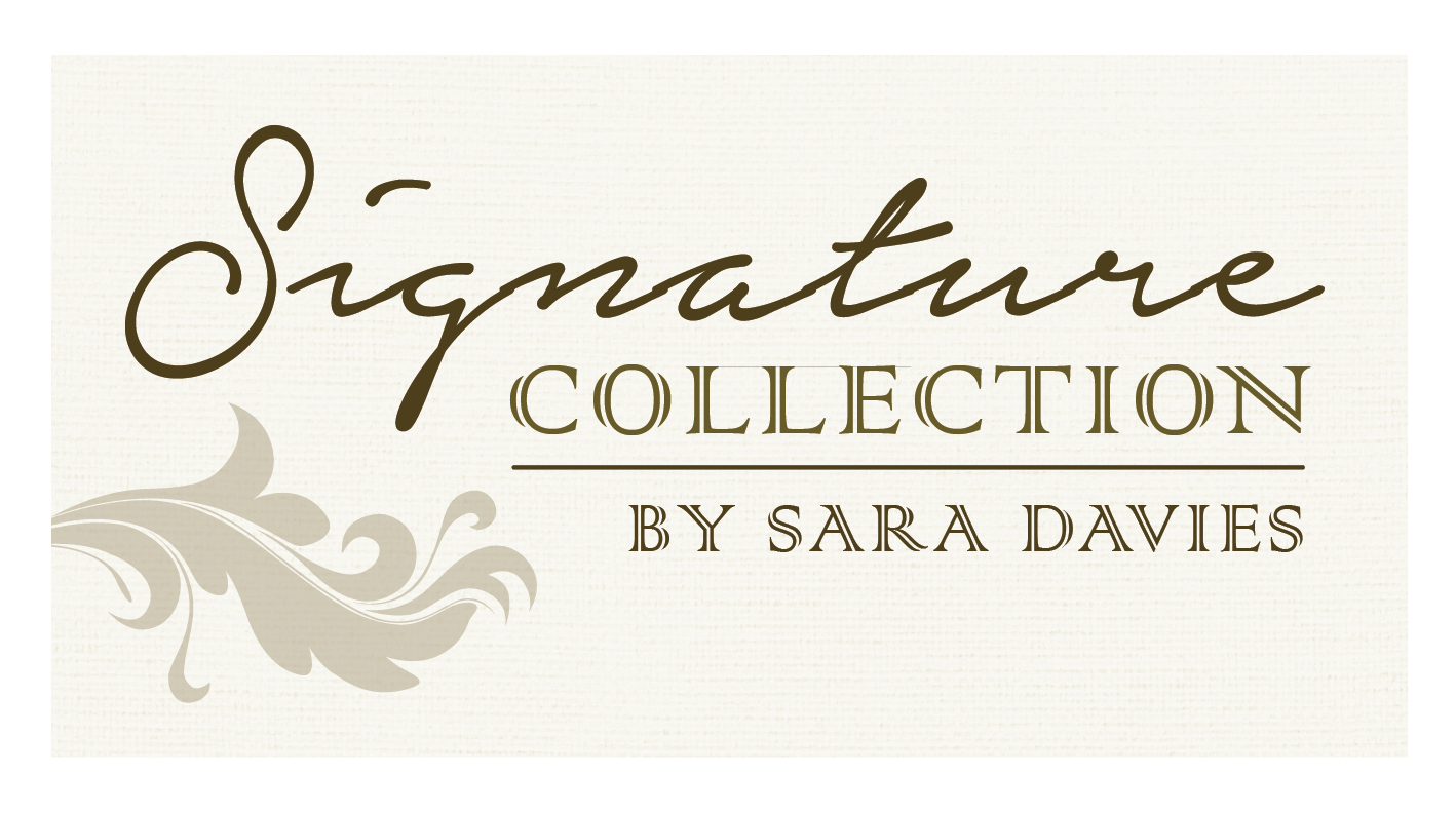 Signature Collection by Sara Davies