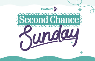 Second Chance Sunday - Sunday 13th December