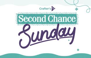 Second Chance Sunday - Sunday 20th December