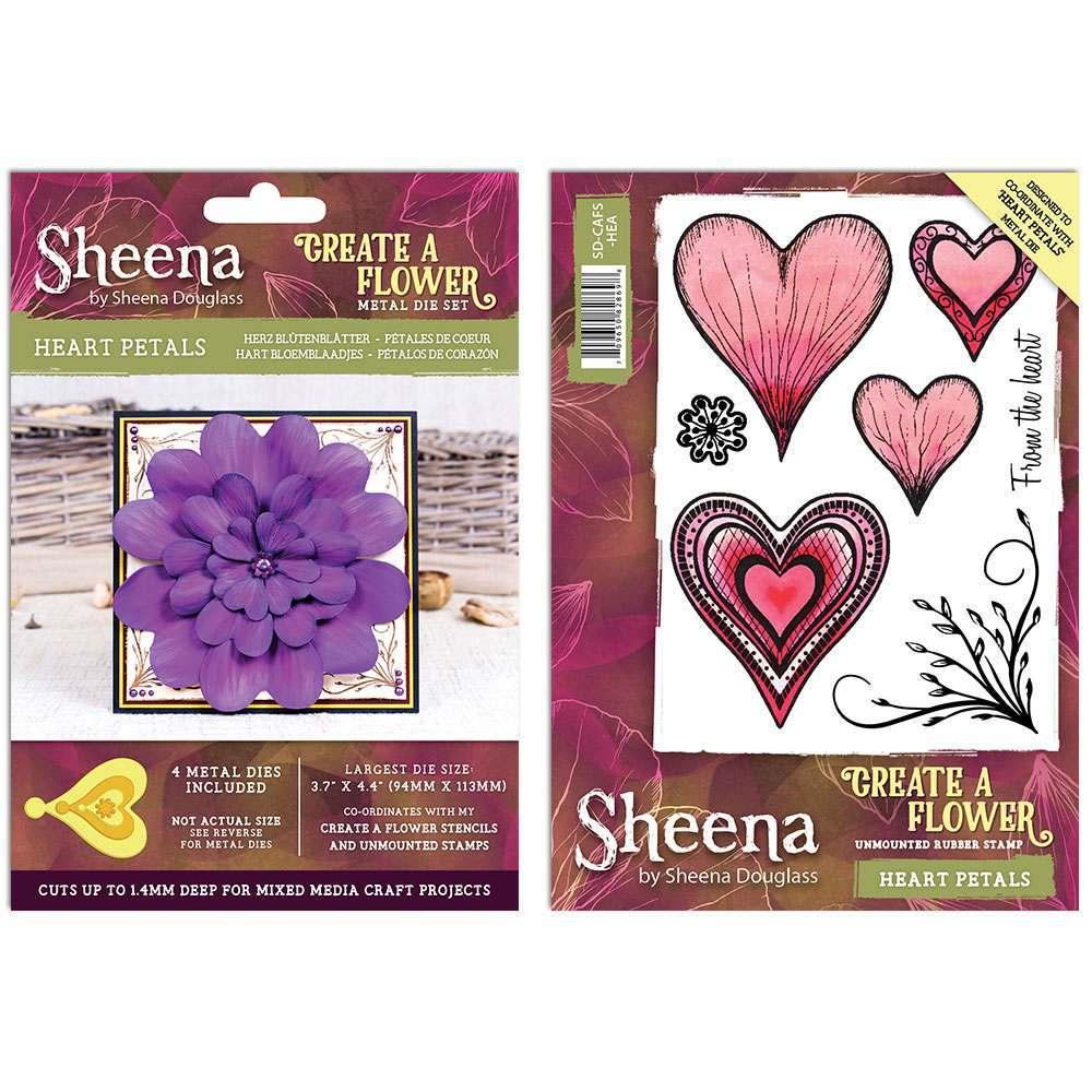 Sheena Create a Flower Dies