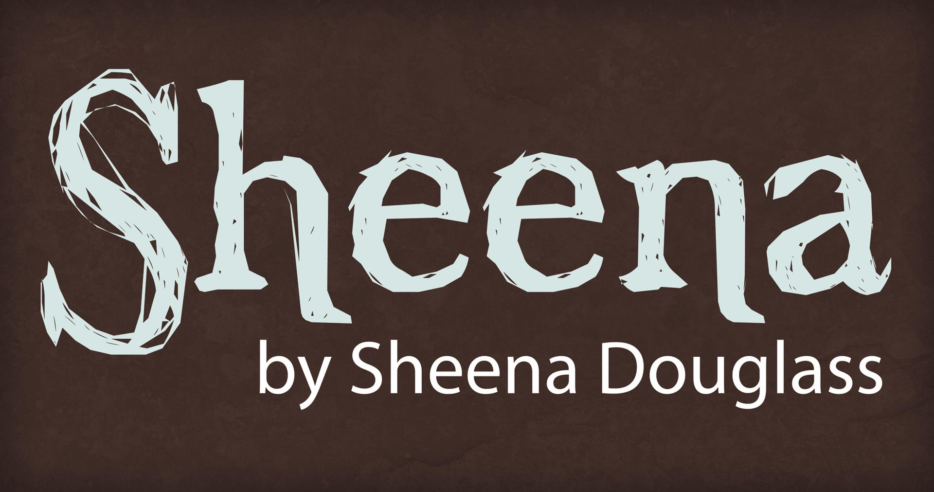 New from Sheena Douglass