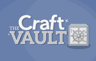 Craft Vault - Friday 15th January