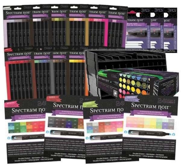 Spectrum Noir Colouring System