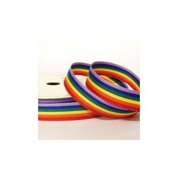 Rainbow ribbons - all sizes