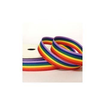 Rainbow ribbons - all sizes