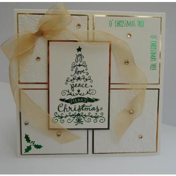 Christmas Foils and Transfers