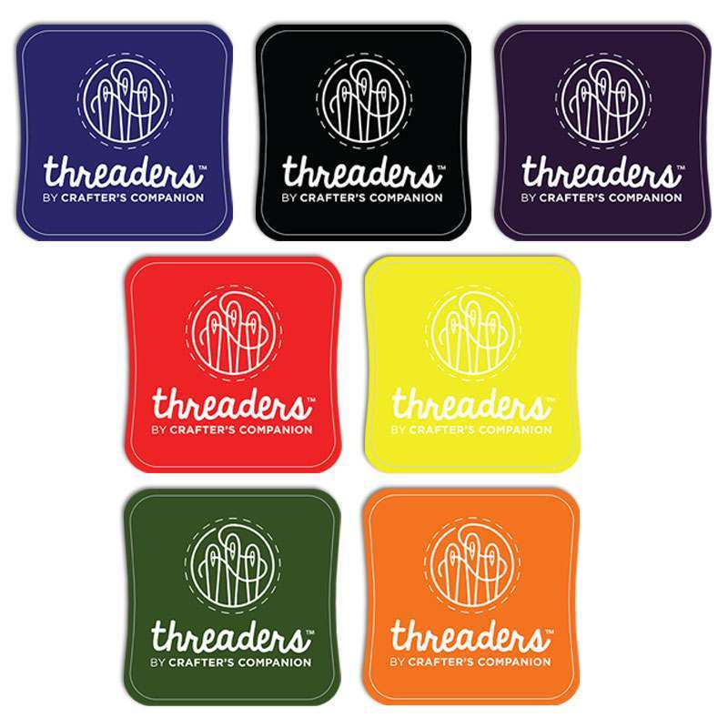 Threaders Ink pads and Stamps