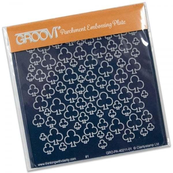 Claritystamp Groovi Plates