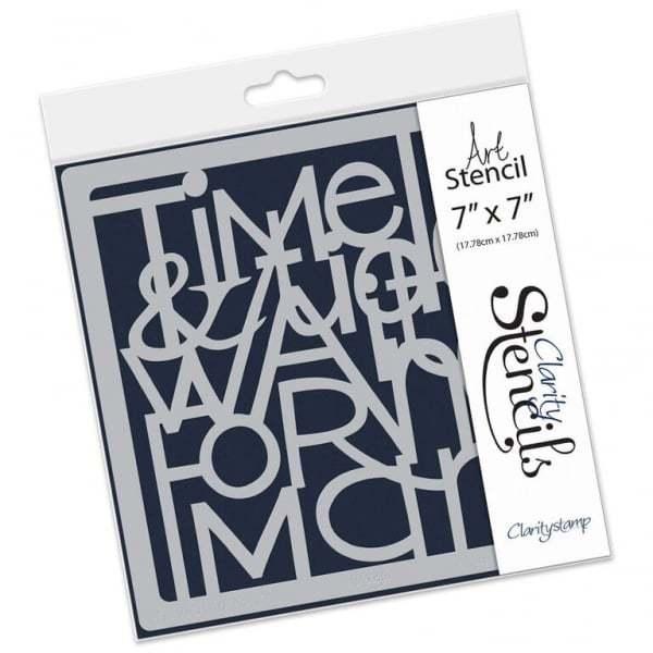 Claritystamp Stencils