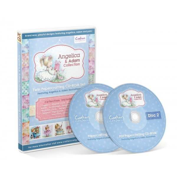 Angelica and Adam CD-ROM