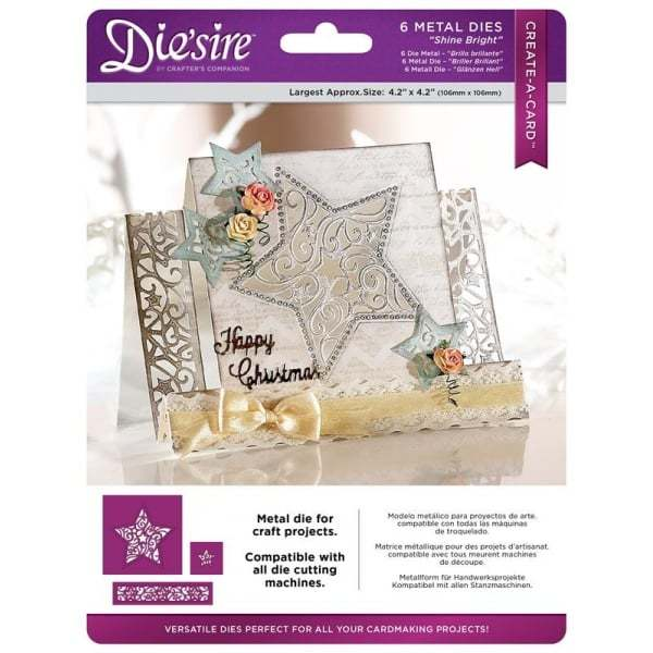 Create a Card Christmas 'Cut-In' Dies