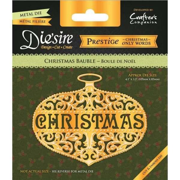 Die'sire Only Words Christmas Prestige