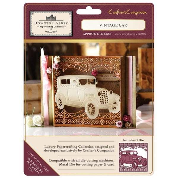 Downton Abbey Create a Card Dies