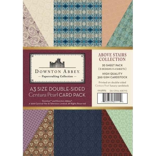A3 Printed Card Packs