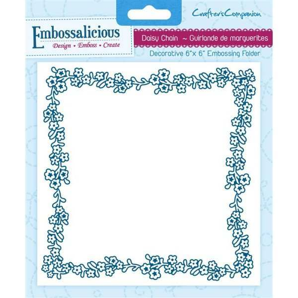 Embossalicious 6x6 Folders 3 for £15
