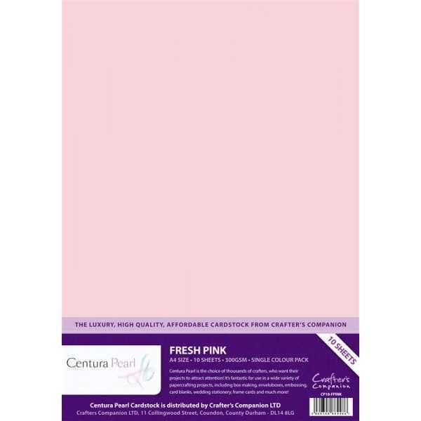 Centura Pearl 10 Sheet Single Colour Packs