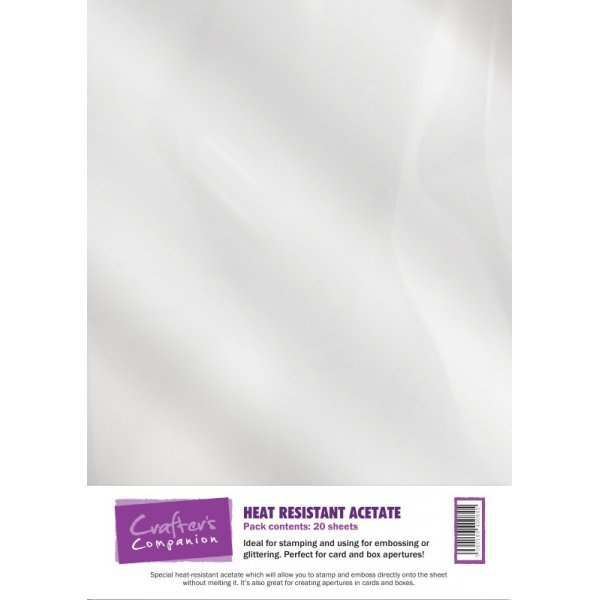 Specialised Paper and Acetate