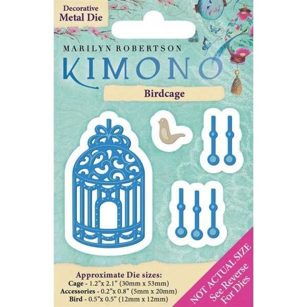 Kimono Thin Metal Dies