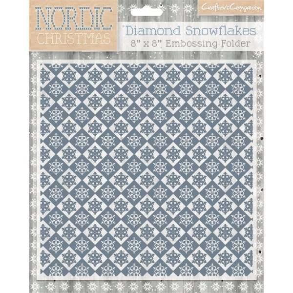 Nordic Christmas Embossing Folders