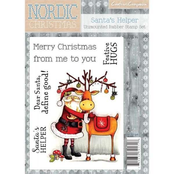 Nordic Christmas Stamps