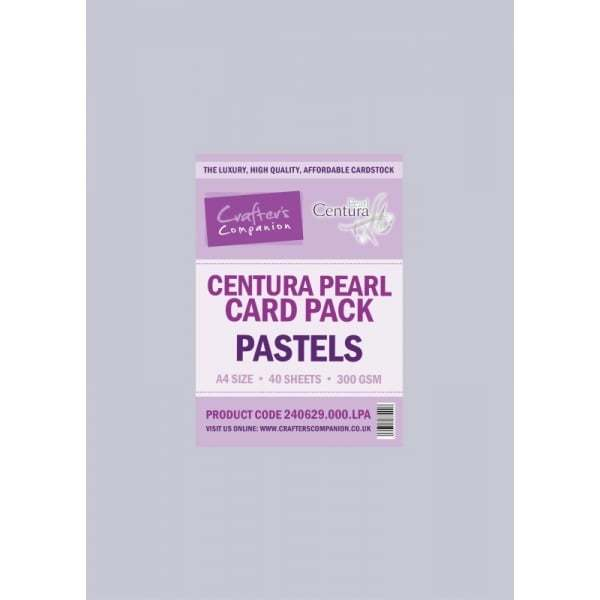 Centura Pearl Bumper Card Packs